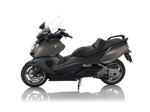 BMW C 650 GT Frozen Bronze Metallic 2016