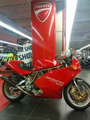 Ducati 900SS 1995
