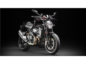 Ducati Monster 1200 R Thrilling Black 2016