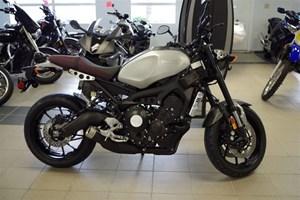 Yamaha XSR900 Sport Heritage 2016
