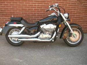 Honda Shadow Aero (VT750C) 2013