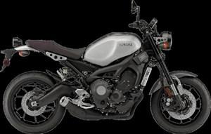 Yamaha XSR900 Matte Gray / Aluminum 2016