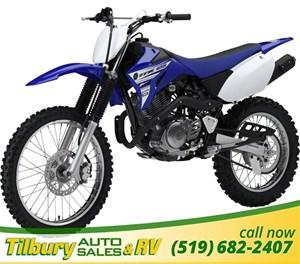 Yamaha TT-R125L 2016