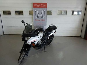 Honda CBF600S 2012