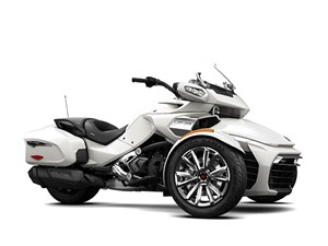 Can-Am Spyder® F3 Limited 6-Speed Semi-Automatic (SE6) 2016