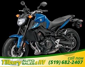 Yamaha FZ09 2016