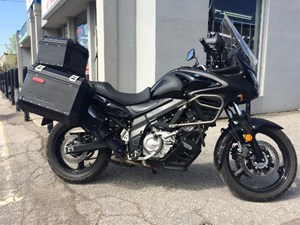 Suzuki V-Strom 650A Expedition ABS 2012