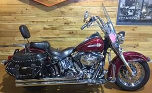 Harley-Davidson FLSTC/FLSTCI Heritage Softail Classic 2004