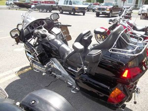 Honda Gold Wing 2001