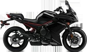 Yamaha FZ6R 2016
