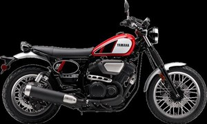 Yamaha SCR950 Vivid Red Cocktail 2017