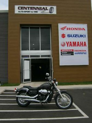 Honda VT750S Shadow RS 2010