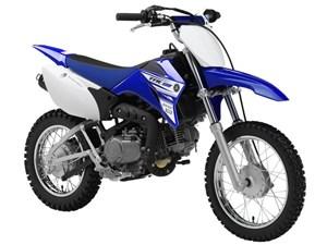 Yamaha TT-R110E 2016