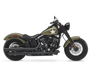 Harley-Davidson Softail Slim S 2017