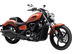 Yamaha Stryker Vivid Metallic Orange 2016
