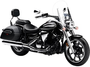Yamaha V-Star 950 Tourer Metallic Black 2016