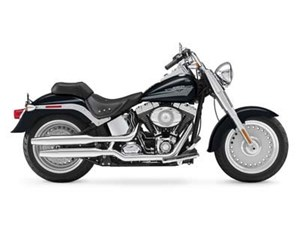 Harley-Davidson Softail Fat Boy 2010