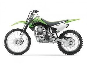Kawasaki KLX140G 2017