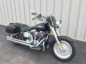 Harley-Davidson Softail Fat Boy 2009