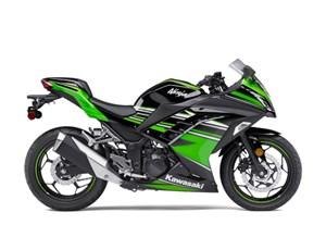 Kawasaki Ninja 300 Kawasaki Racing Team Edition 2016
