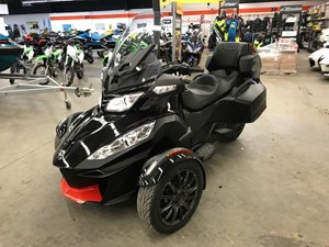 Spyder Spyder RT-S Special Series 6-Speed Semi-Automatic  2016