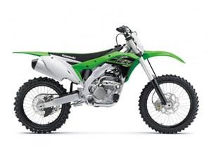 Kawasaki KX250F 2017