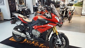 BMW S1000XR Dynamic Racing Red 2016