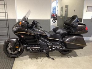 Honda Gold Wing ABS Heavy Gray Metallic 2016