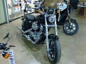 Harley-Davidson SuperLow 2017