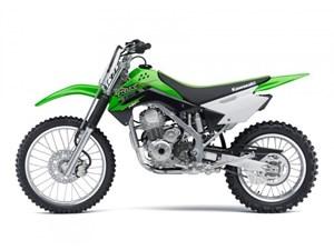Kawasaki KLX140L 2017