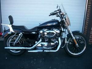 Harley-Davidson Sportster 1200 Low 2009