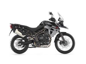 Triumph Tiger 800 XCx Phantom Black 2016