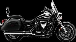 Yamaha V-Star 950 Tourer Metallic Black 2016