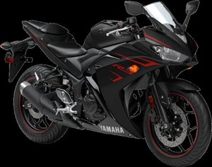 Yamaha YZF-R3 ABS Matte Black 2017