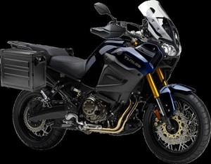 Yamaha Super Ténéré ABS Dark Purplish Metallic Blue 2017