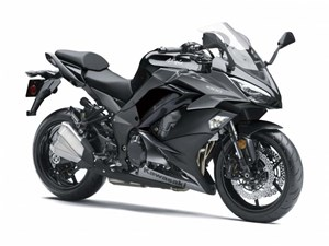 Kawasaki Ninja 1000 ABS Metallic Spark Black / Metallic Gra 2017