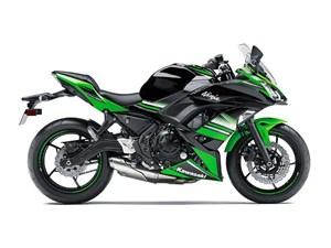 Kawasaki Ninja 650 ABS KRT Edition 2017