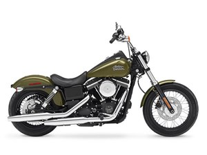 Harley-Davidson Street Bob 2017
