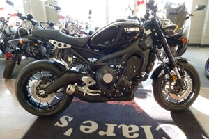 Yamaha XSR900 Metallic Black 2017
