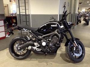 Yamaha XSR900 Metallic Black 2017