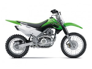 Kawasaki KLX140 2017