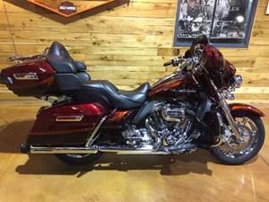 Harley-Davidson CVO Limited 2014
