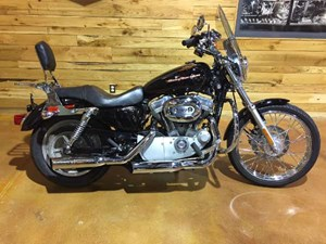 Harley-Davidson Sportster 883 Custom 2007