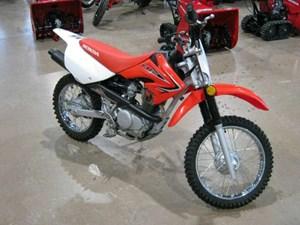Honda CRF80F 2012