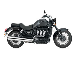 Triumph Rocket III Roadster ABS Phantom Black 2017