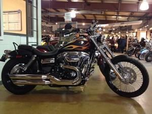 Harley-Davidson FXDWG - Dyna® Wide Glide® 2016