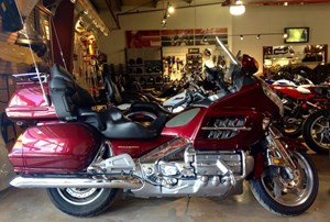 Honda Gold Wing 2004