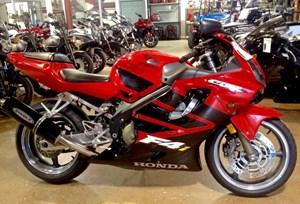 Honda CBR600 F4I 2002