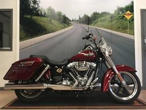 Harley-Davidson FLD - Dyna® Switchback™ 2016