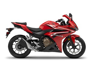 Honda CBR® 500R 2016